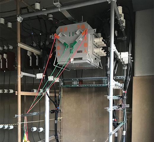 2回線受電方式